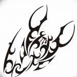 фото эскиз тату скорпион от 24.04.2018 №023 - sketch of a scorpion tattoo - tatufoto.com
