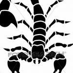фото эскиз тату скорпион от 24.04.2018 №135 - sketch of a scorpion tattoo - tatufoto.com