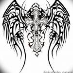 фото эскиз тату скорпион от 24.04.2018 №157 - sketch of a scorpion tattoo - tatufoto.com