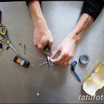 фото Как сделать самодельную тату машинку от 06.06.2018 №002 - selfmade - tatufoto.com