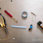 фото Как сделать самодельную тату машинку от 06.06.2018 №032 - selfmade - tatufoto.com