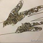 фото Мехенди фото (рисунок хной) от 06.06.2018 №064 - Mehendi photo - tatufoto.com