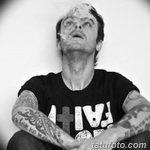 фото Тату Джозефа Гилгана от 04.05.2018 №003 - Joseph Gilgan's Tattoo - tatufoto.com