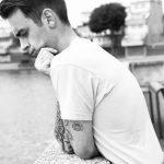 фото Тату Джозефа Гилгана от 04.05.2018 №006 - Joseph Gilgan's Tattoo - tatufoto.com