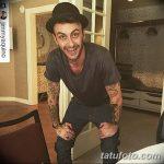 фото Тату Джозефа Гилгана от 04.05.2018 №017 - Joseph Gilgan's Tattoo - tatufoto.com