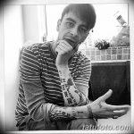 фото Тату Джозефа Гилгана от 04.05.2018 №019 - Joseph Gilgan's Tattoo - tatufoto.com