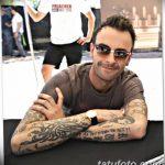 фото Тату Джозефа Гилгана от 04.05.2018 №021 - Joseph Gilgan's Tattoo - tatufoto.com