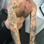 фото Тату Джозефа Гилгана от 04.05.2018 №026 - Joseph Gilgan's Tattoo - tatufoto.com
