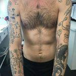 фото Тату Джозефа Гилгана от 04.05.2018 №035 - Joseph Gilgan's Tattoo - tatufoto.com