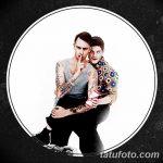 фото Тату Джозефа Гилгана от 04.05.2018 №048 - Joseph Gilgan's Tattoo - tatufoto.com