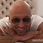 фото Тату Дмитрия Нагиева от 07.05.2018 №007 - Dmitry Nagiyev's tattoo - tatufoto.com