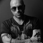 фото Тату Дмитрия Нагиева от 07.05.2018 №009 - Dmitry Nagiyev's tattoo - tatufoto.com