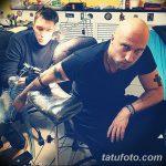 фото Тату Дмитрия Нагиева от 07.05.2018 №011 - Dmitry Nagiyev's tattoo - tatufoto.com