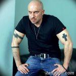 фото Тату Дмитрия Нагиева от 07.05.2018 №013 - Dmitry Nagiyev's tattoo - tatufoto.com