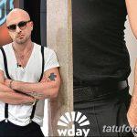 фото Тату Дмитрия Нагиева от 07.05.2018 №017 - Dmitry Nagiyev's tattoo - tatufoto.com
