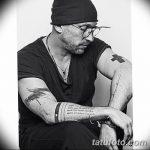 фото Тату Дмитрия Нагиева от 07.05.2018 №020 - Dmitry Nagiyev's tattoo - tatufoto.com