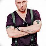 фото Тату Дмитрия Нагиева от 07.05.2018 №024 - Dmitry Nagiyev's tattoo - tatufoto.com