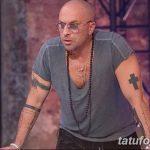 фото Тату Дмитрия Нагиева от 07.05.2018 №028 - Dmitry Nagiyev's tattoo - tatufoto.com