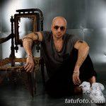 фото Тату Дмитрия Нагиева от 07.05.2018 №036 - Dmitry Nagiyev's tattoo - tatufoto.com