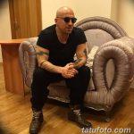 фото Тату Дмитрия Нагиева от 07.05.2018 №039 - Dmitry Nagiyev's tattoo - tatufoto.com