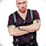 фото Тату Дмитрия Нагиева от 07.05.2018 №047 - Dmitry Nagiyev's tattoo - tatufoto.com