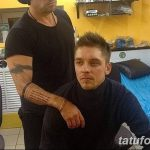 фото Тату Дмитрия Нагиева от 07.05.2018 №050 - Dmitry Nagiyev's tattoo - tatufoto.com