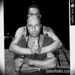 фото Тату Дмитрия Нагиева от 07.05.2018 №051 - Dmitry Nagiyev's tattoo - tatufoto.com