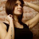 фото Тату Лизы Кутузовой от 07.05.2018 №021 - Tattoo by Lisa Kutuzova - tatufoto.com