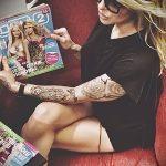 фото Тату Лизы Кутузовой от 07.05.2018 №027 - Tattoo by Lisa Kutuzova - tatufoto.com