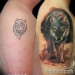 фото неудачные тату партаки от 08.05.2018 №102 - Unsuccessful tattoo - tatufoto.com