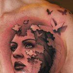 фото тату пазл - головоломка от 02.05.2018 №031 - tattoo puzzle - picture - tatufoto.com