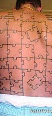 фото тату пазл – головоломка от 02.05.2018 №091 – tattoo puzzle – picture – tatufoto.com