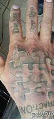фото тату пазл – головоломка от 02.05.2018 №093 – tattoo puzzle – picture – tatufoto.com