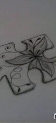 фото тату пазл – головоломка от 02.05.2018 №128 – tattoo puzzle – picture – tatufoto.com