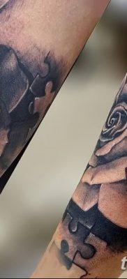фото тату пазл – головоломка от 02.05.2018 №162 – tattoo puzzle – picture – tatufoto.com
