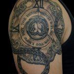 фото тату часы от 07.05.2018 №001 - tattoo watch - tatufoto.com
