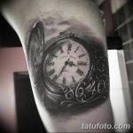 фото тату часы от 07.05.2018 №002 - tattoo watch - tatufoto.com