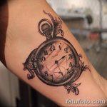 фото тату часы от 07.05.2018 №003 - tattoo watch - tatufoto.com