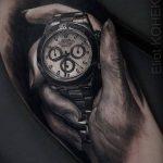 фото тату часы от 07.05.2018 №005 - tattoo watch - tatufoto.com