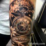 фото тату часы от 07.05.2018 №005 - tattoo watch - tatufoto.com 346345345