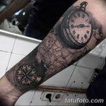 фото тату часы от 07.05.2018 №009 - tattoo watch - tatufoto.com