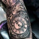фото тату часы от 07.05.2018 №011 - tattoo watch - tatufoto.com