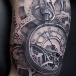 фото тату часы от 07.05.2018 №012 - tattoo watch - tatufoto.com
