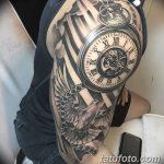 фото тату часы от 07.05.2018 №013 - tattoo watch - tatufoto.com