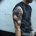 фото тату часы от 07.05.2018 №016 - tattoo watch - tatufoto.com
