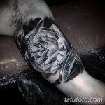 фото тату часы от 07.05.2018 №017 - tattoo watch - tatufoto.com
