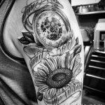 фото тату часы от 07.05.2018 №018 - tattoo watch - tatufoto.com