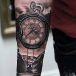 фото тату часы от 07.05.2018 №019 - tattoo watch - tatufoto.com