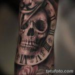 фото тату часы от 07.05.2018 №021 - tattoo watch - tatufoto.com