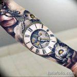 фото тату часы от 07.05.2018 №026 - tattoo watch - tatufoto.com